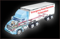 Emergency Truck Roadside Services, Trailer Towing, Tire Repair - E.R.S. Corp.
